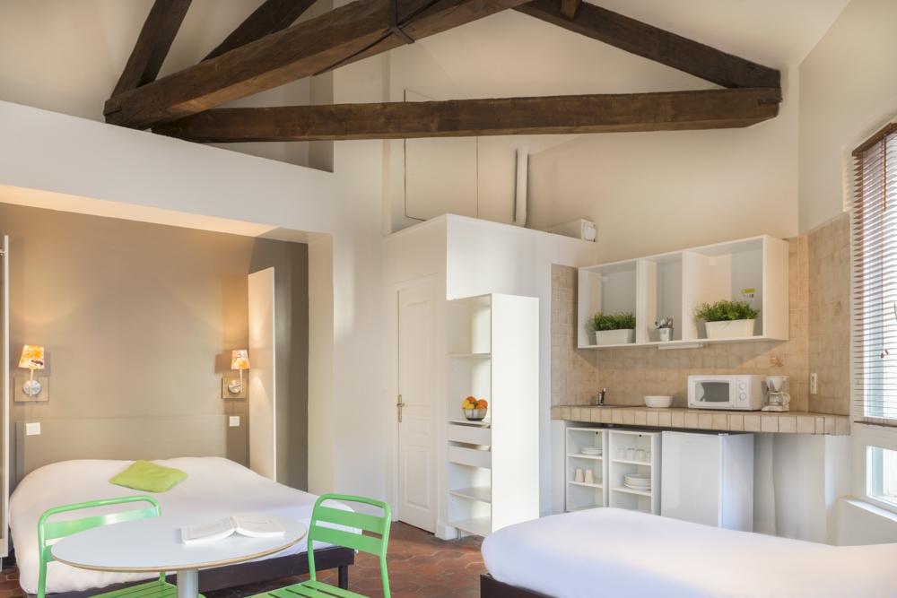 Les studios de la r sidence chlorophylle for Arcueil hotel maison des examens